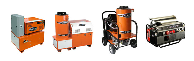 Alkota Hot Pressure Washers